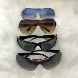 Other - Bundle of 4 sunglasses